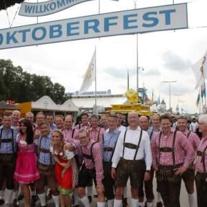 Bedrijfsuitje Oktoberfest München